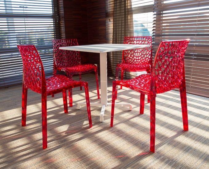Meble do restauracji - na co zwrócić uwagę wybierając krzesła